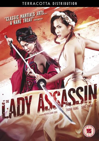 The Lady Assassin Poster