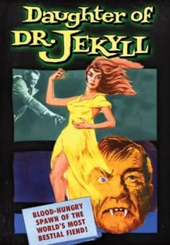 Daughter of Dr. Jekyll Poster