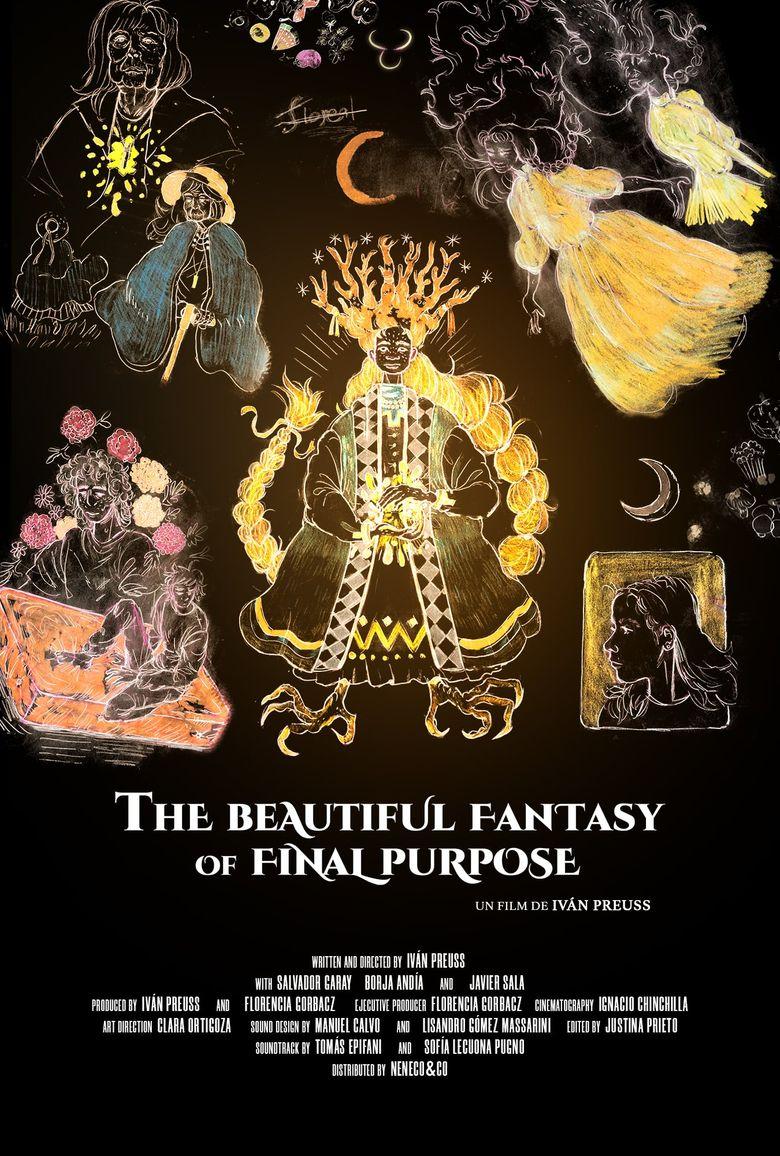 The Beautiful Fantasy of Final Purpose Poster
