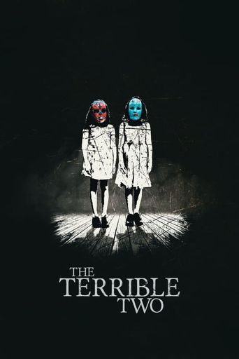 The Terrible Two Poster