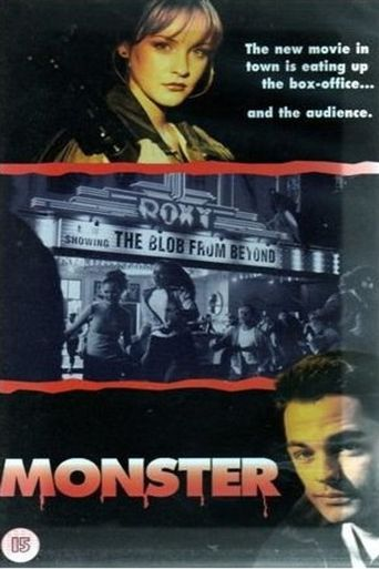 Monster! Poster