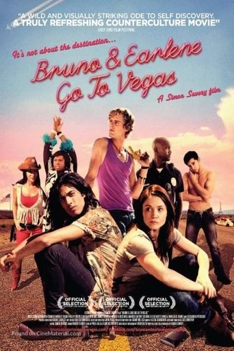 Bruno & Earlene Go to Vegas Poster