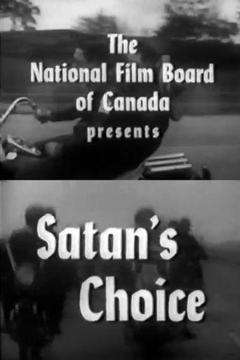 Satan's Choice Poster