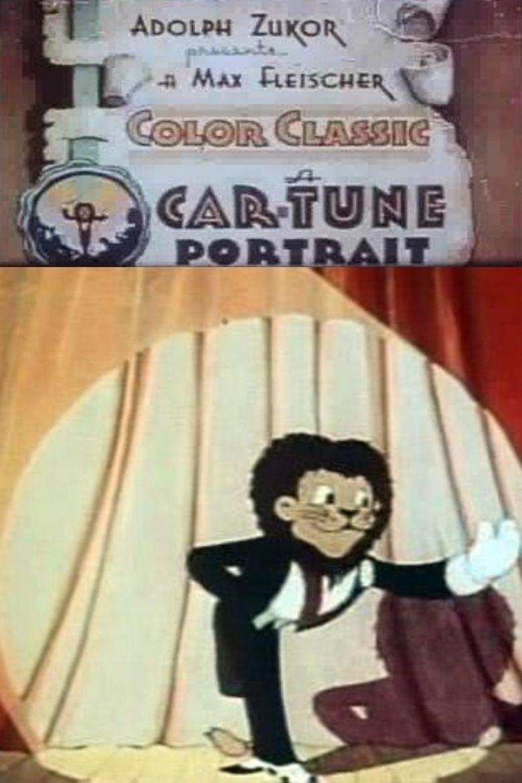 A Car-Tune Portrait Poster