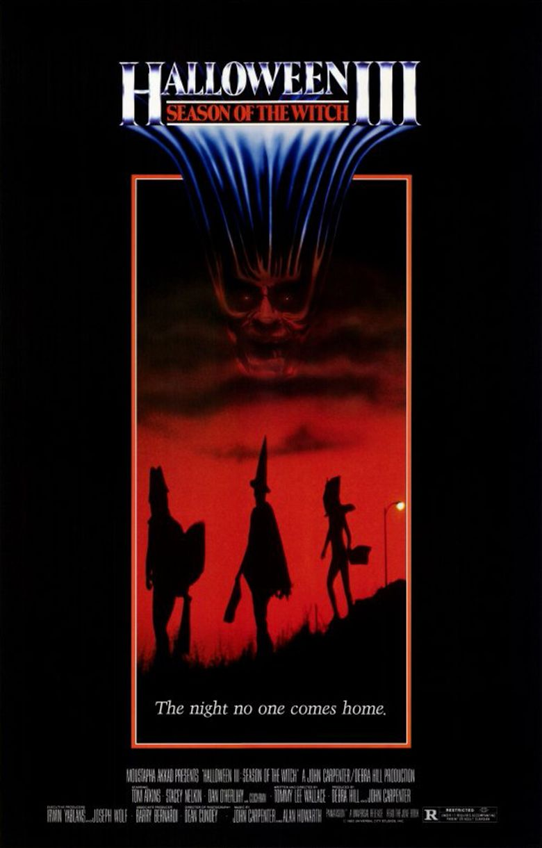 Image result for halloween season of the witch poster