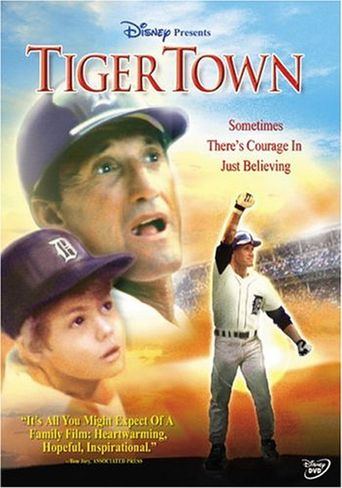 Tiger Town Poster