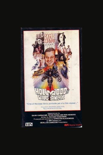 Roger Corman: Hollywood's Wild Angel Poster