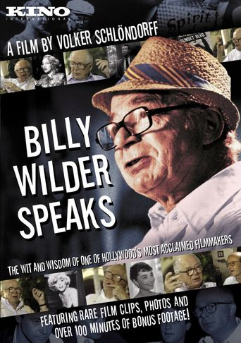 Billy Wilder Speaks Poster