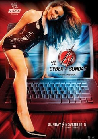 WWE Cyber Sunday 2006 Poster