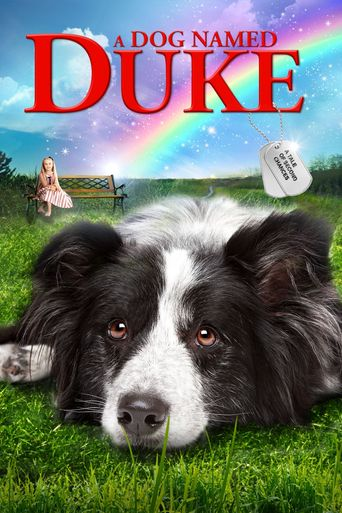 A Dog Named Duke Poster