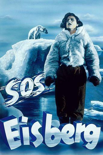 S.O.S. Iceberg Poster