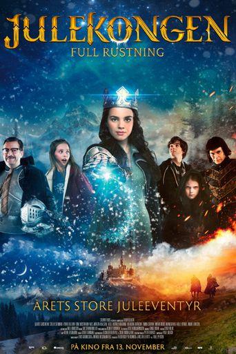 Julekongen: Full rustning Poster