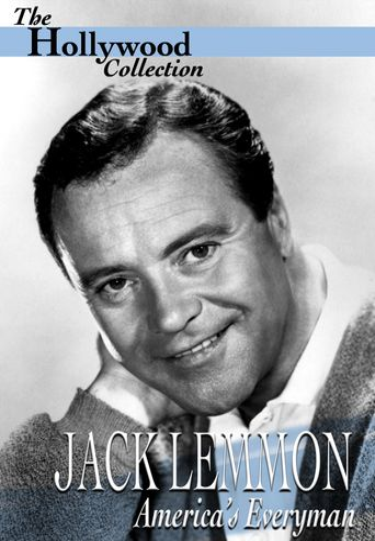 Jack Lemmon: America's Everyman Poster