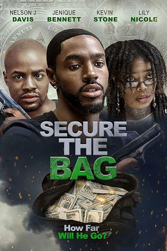 Secure The Bag Poster