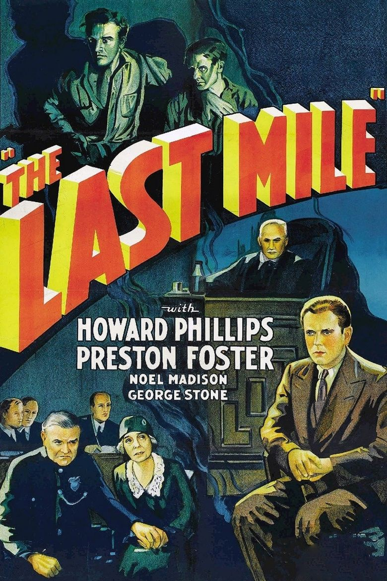 The Last Mile Poster