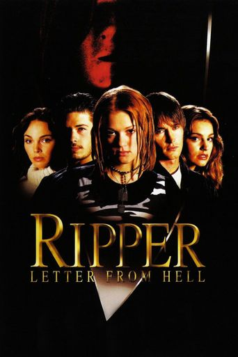 Ripper: Letter from Hell Poster