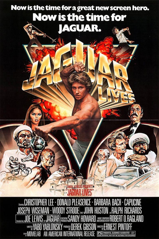 Jaguar Lives! Poster
