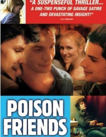 Poison Friends Poster