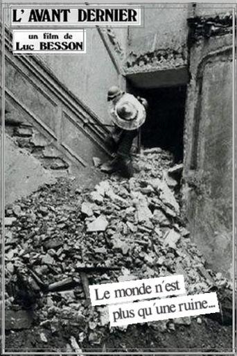 L'avant dernier Poster