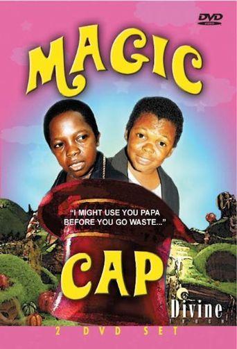 Magic Cap Poster