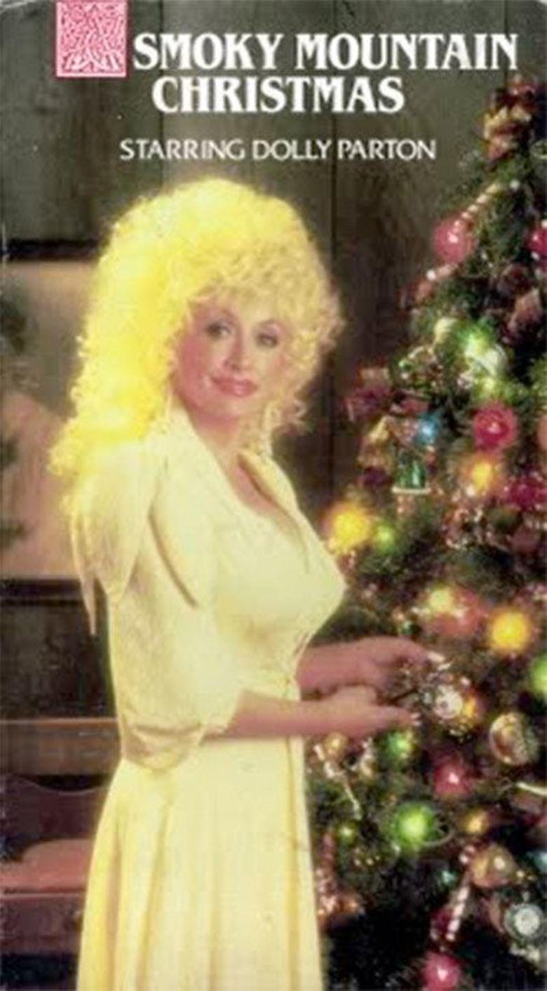 A Smoky Mountain Christmas Poster