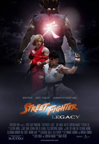 Street Fighter: Legacy Poster
