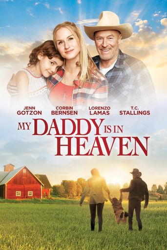My Daddy is in Heaven Poster