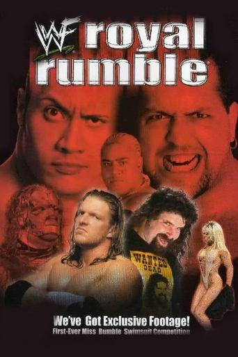 WWE Royal Rumble 2000 Poster