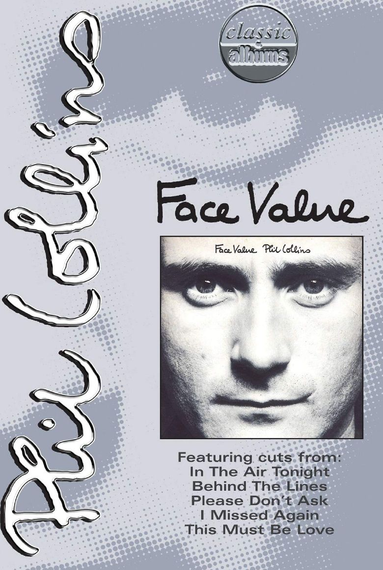 Classic Albums: Phil Collins - Face Value Poster
