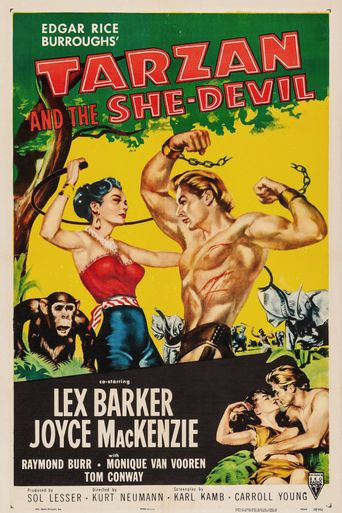 Watch Tarzan and the She-Devil