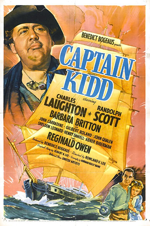 Captain Kidd Poster