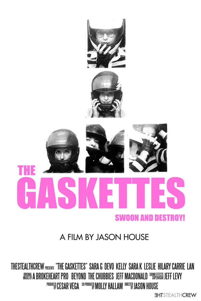 The Gaskettes Poster