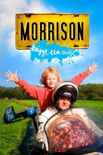 Morrison krijgt een zusje Poster