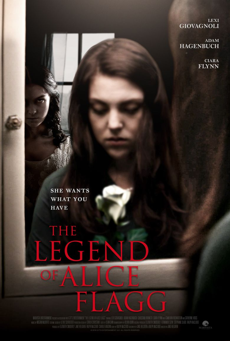The Legend of Alice Flagg Poster