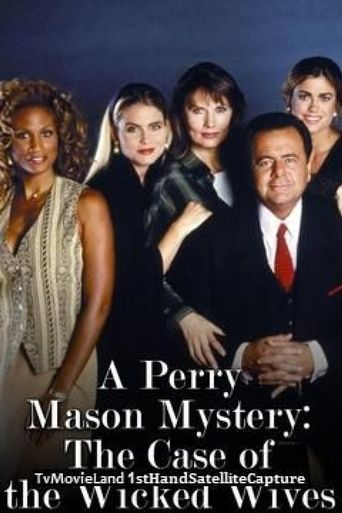 Perry Mason: The Case of the Wicked Wives Poster