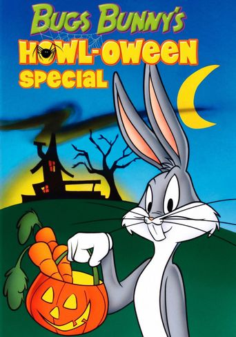 Bugs Bunny's Howl-oween Special Poster