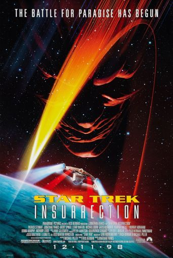 Watch Star Trek: Insurrection