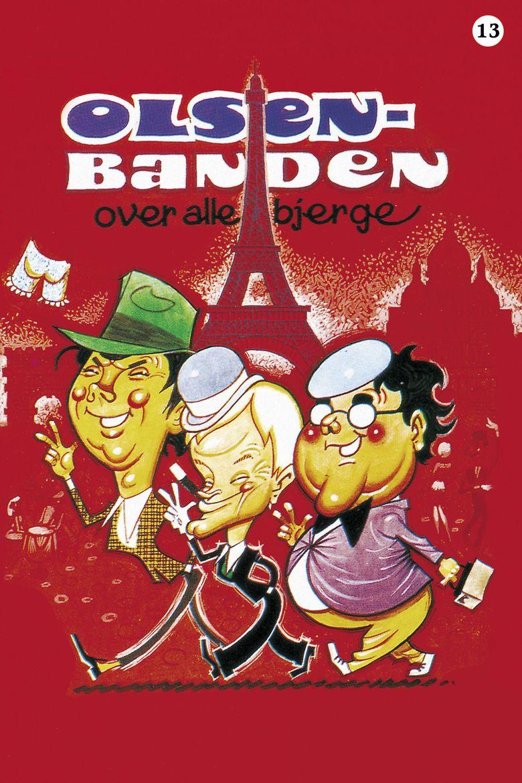 The Olsen Gang Long Gone Poster