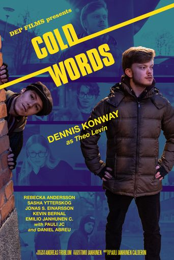 Cold Words Poster