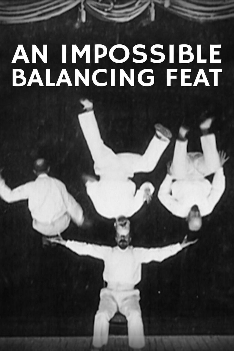 An Impossible Balancing Feat Poster