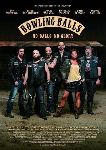 Bowling Balls Poster