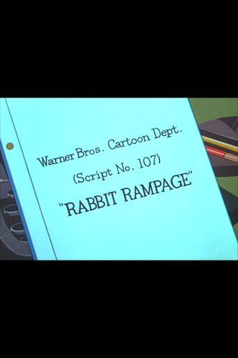 Rabbit Rampage Poster