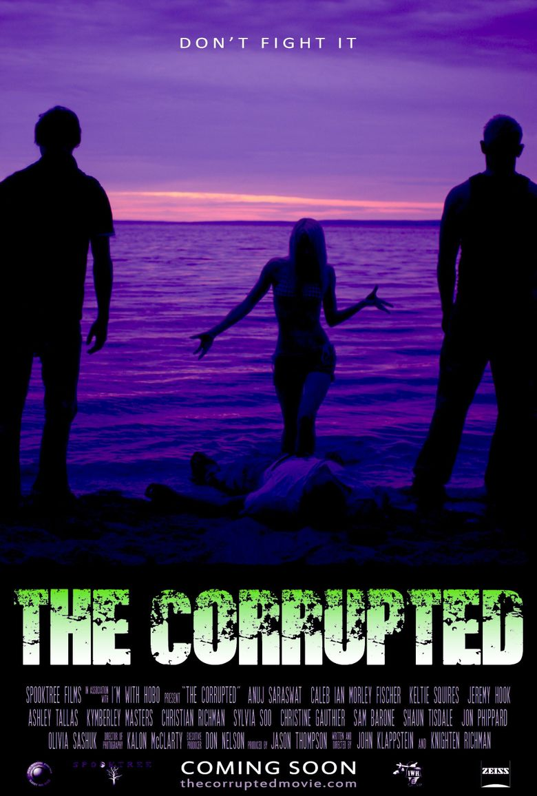 The Corrupted Poster