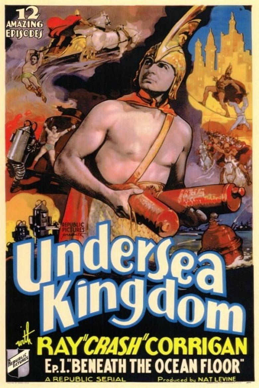 Undersea Kingdom Poster