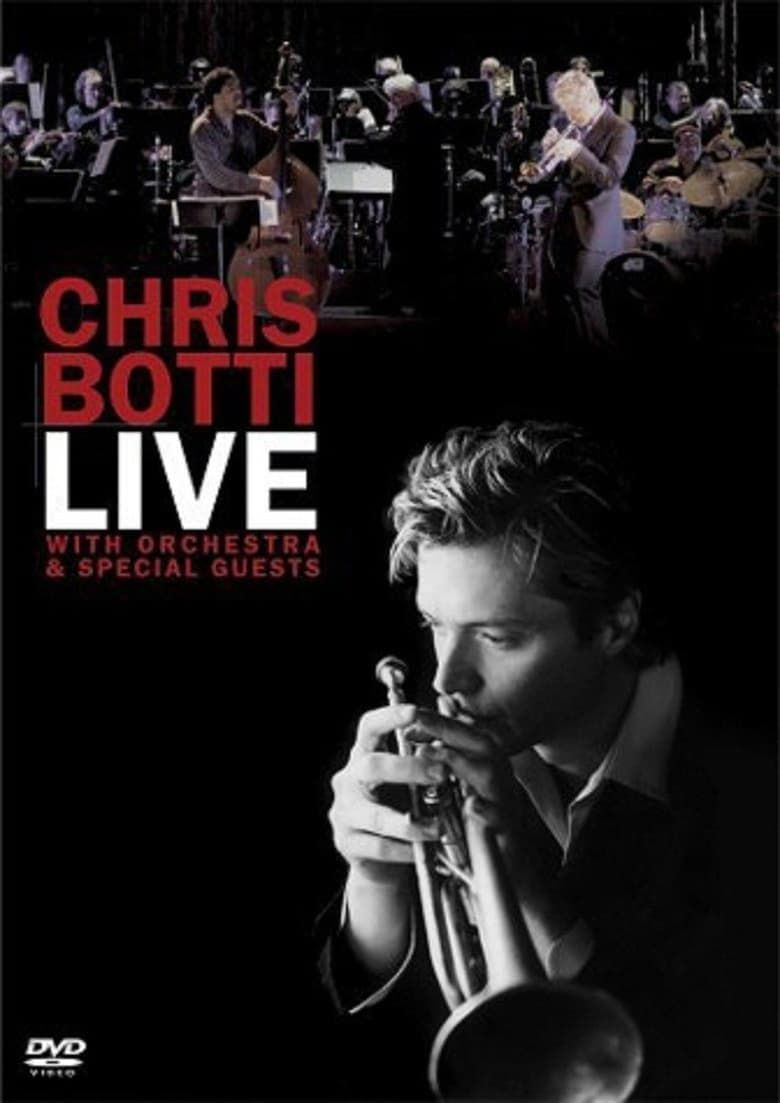 Chris Botti Live: With Orchestra and Special Guests Poster