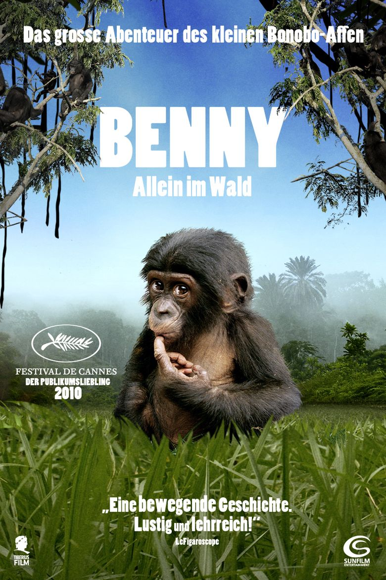 Beny: Back to the Wild Poster