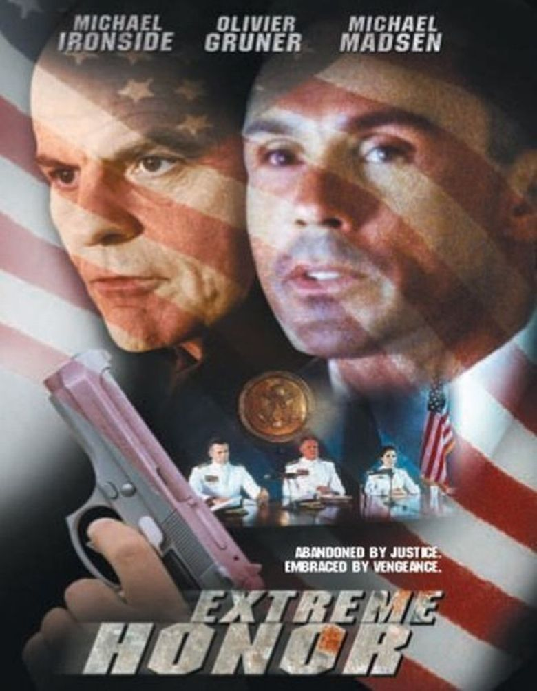 Extreme Honor Poster
