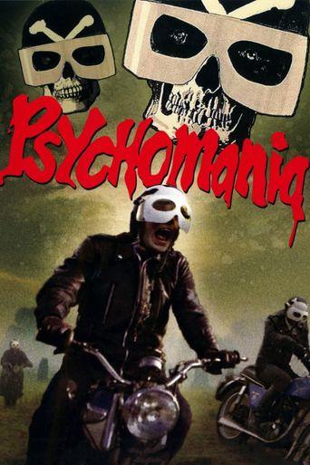 Psychomania Poster