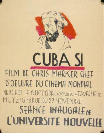 ¡Cuba Sí! Poster