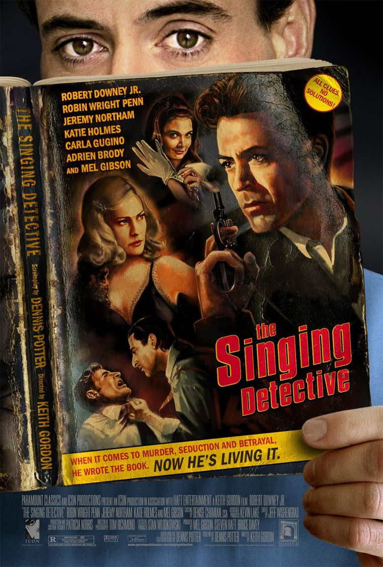 The Singing Detective Poster